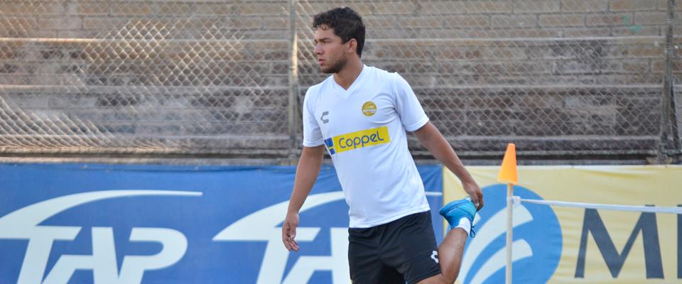 Hernández llega al Gran Pez como refuerzo para el Apertura 2015