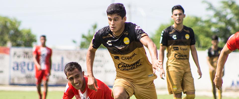 Kevin Verduzco fue el encargado del gol Dorado