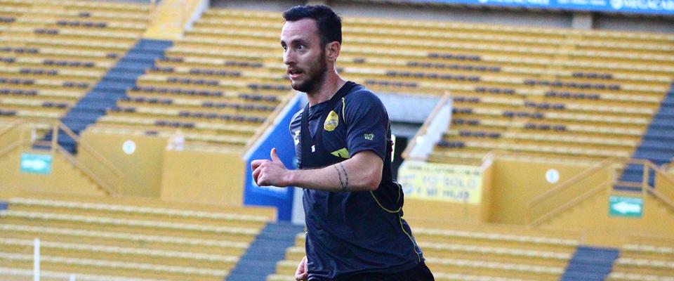 Elizari llegó como refuerzo para el Clausura 2019