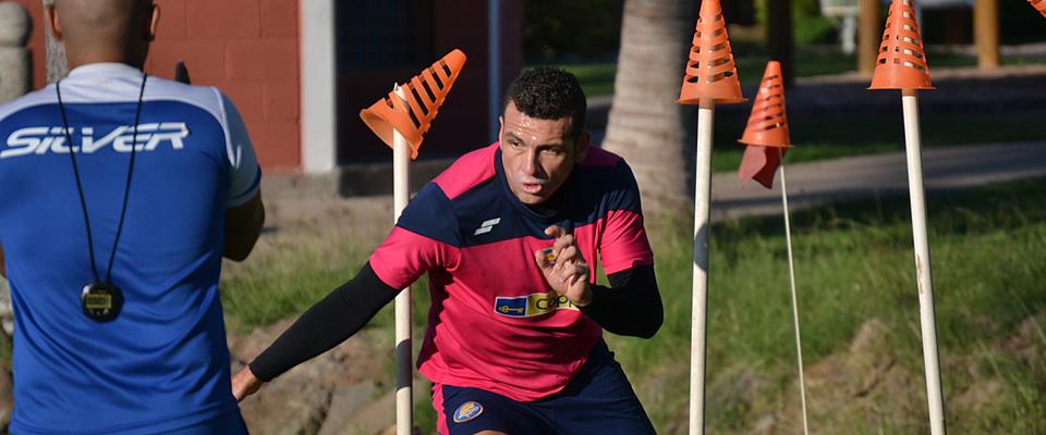 Molina ha participado en los 810 minutos del Torneo Clausura 2015