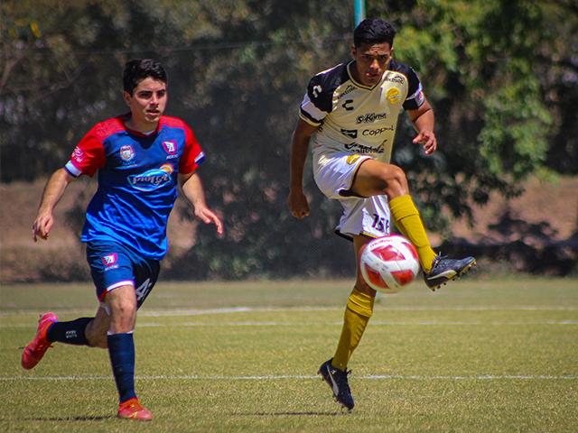Dorados Tercera venció 8-4 a Alteños Acatic