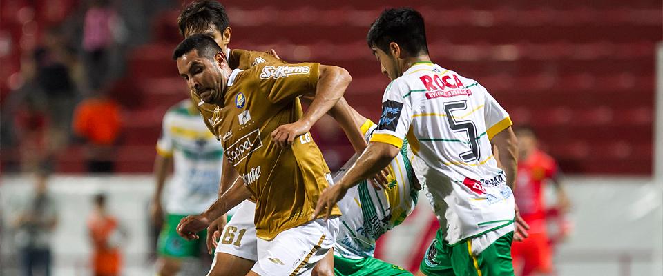 Dorados visita este sábado al conjunto de Atlético San Luis FC en la Jornada 2