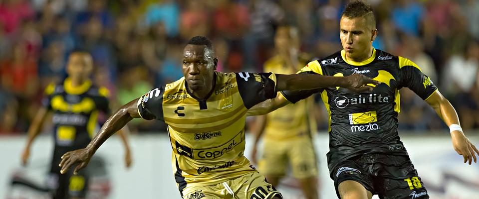 El día de ayer Ayoví debutó con Dorados dentro de la Copa MX