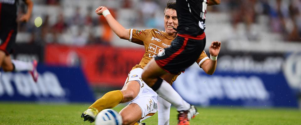 El jugador Dorado participará con la Selección de Guatemala en la Copa Centroamericana