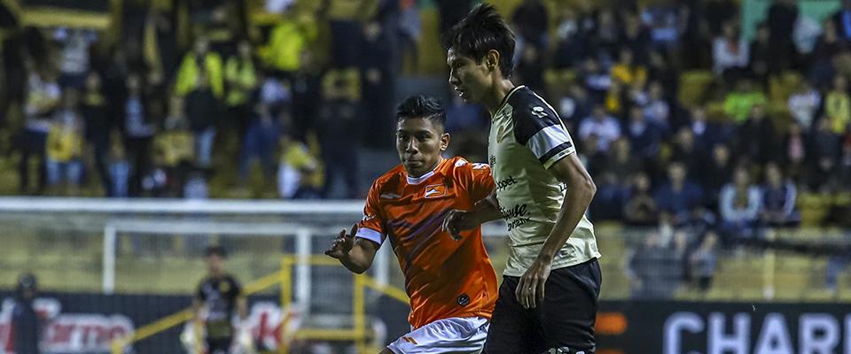 La próxima jornada Dorados visitará a Atlante FC