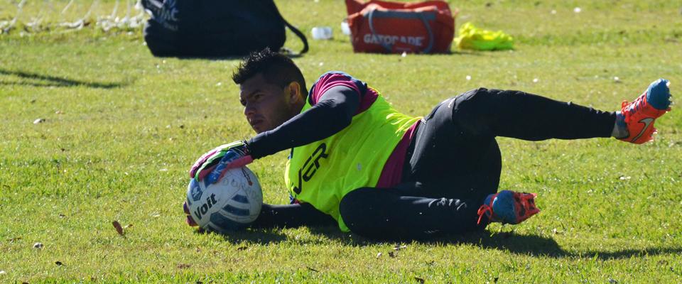 Frausto se incorporó de inmediato con el equipo en Guadalajara, Jalisco