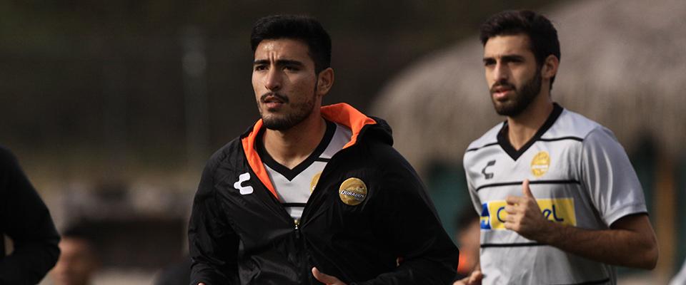 Alexis López participa en el ataque Dorado de Segunda División