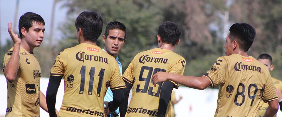 Dorados goleó en la jornada anterior
