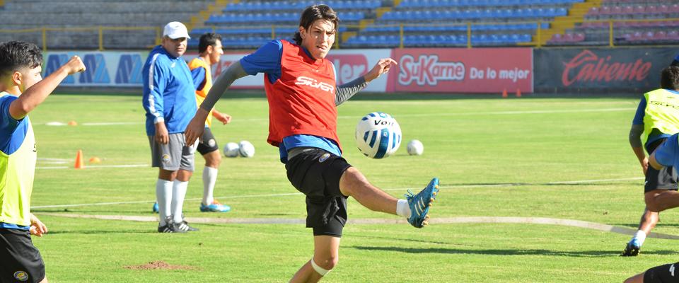 Luis Trujillo Alday sumó 990 minutos jugados el torneo anterior con Dorados de Sinaloa