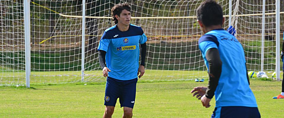 Rodrigo Prieto marcó este fin de semana y llegó a tres anotaciones
