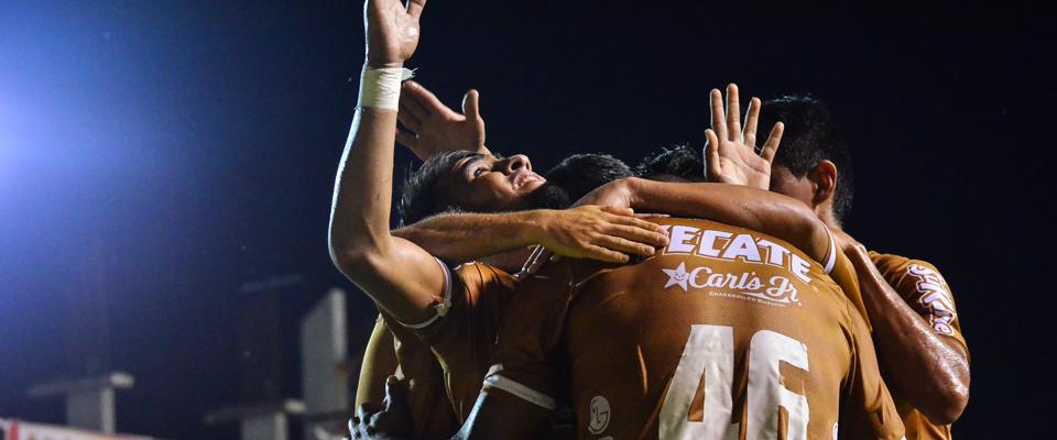 Christian López se destapó con doblete en la Vuelta de la Llave 1 ante Atlas FC.