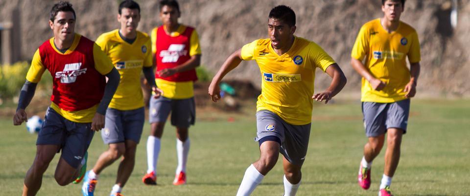 Dorados arrancó la cuarta semana de Pretemporada con la práctica fútbol