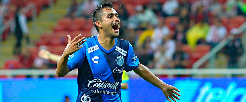 Zamora proviene del conjunto de Puebla en la Liga MX