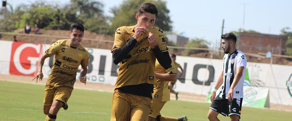 Francisco Contreras marcó por Sinaloa
