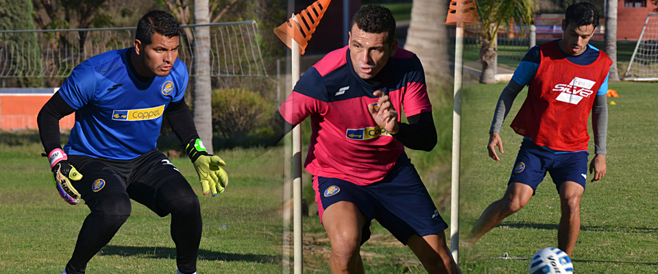 Alejandro Molina marcó un golazo en la Fecha 4 ante Mineros