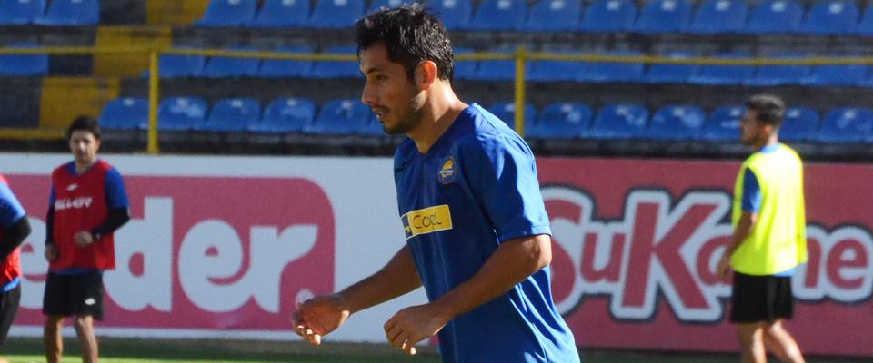 José Rosas buscará tener participación para sumar más minutos en el Torneo Clausura 2015