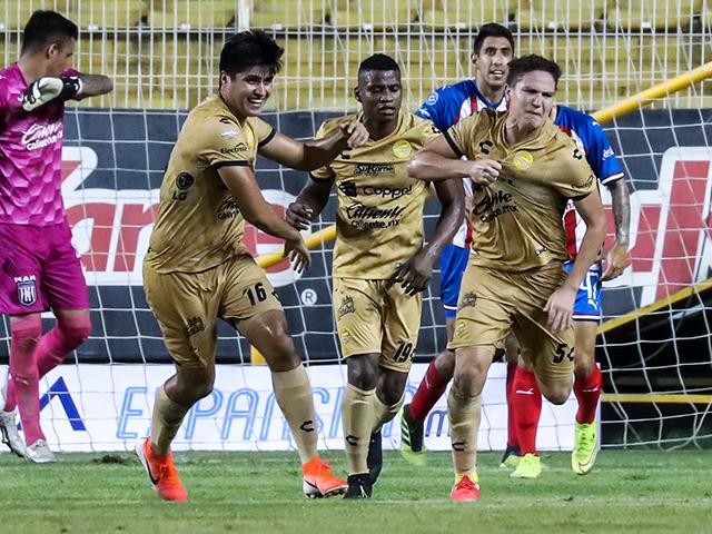 Martín Rodríguez anotó el gol de la igualada