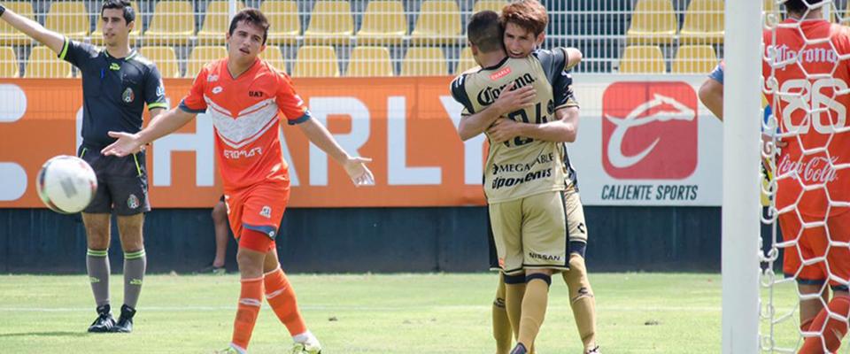 Dorados se mantiene invicto en el presente Torneo Apertura 2016