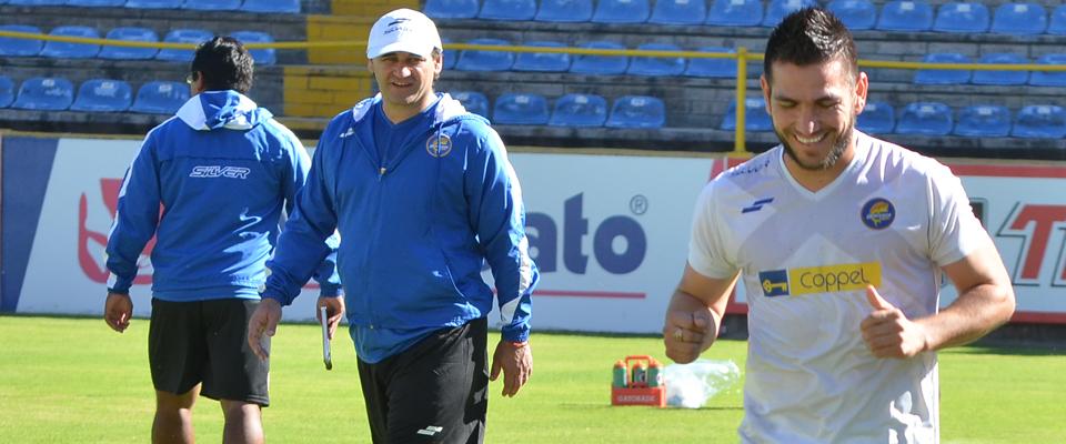 El delantero del Club Dorados de Sinaloa toma como una revancha el Torneo Clausura 2015