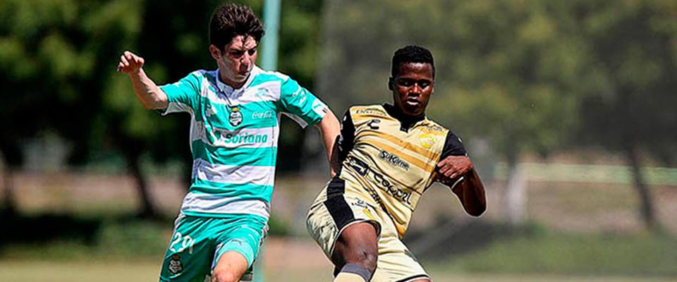 Ambos duelos se desarrollaron en la Unidad Deportiva Sagarpa