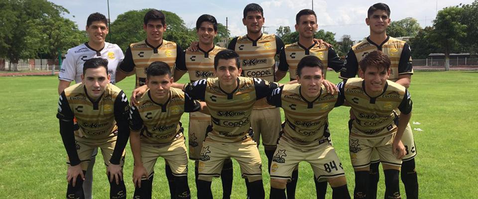 El equipo de la Segunda División es dirigido por Omar Briceño