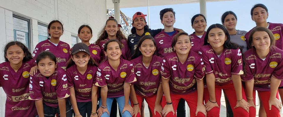 Las Doradas salieron de La Pecera con destino a Toluca