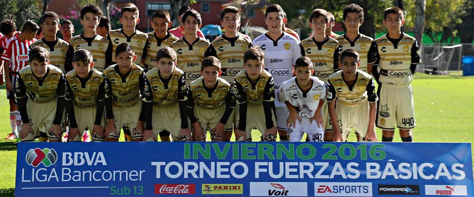 Dorados compartió grupo con Tigres, Pumas y Mineros en fase regular