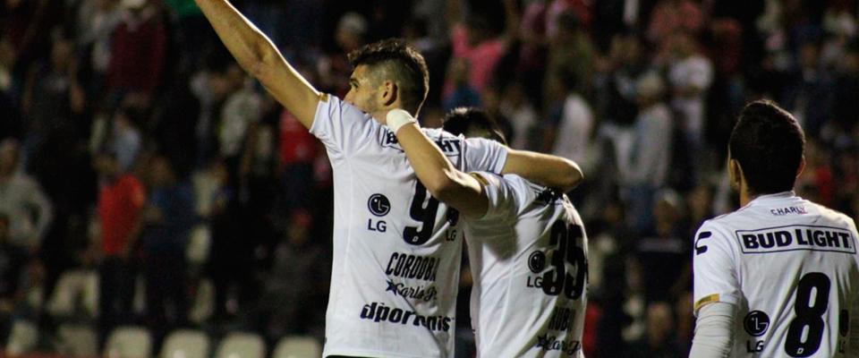 Córdoba anotó en la semifinal ante Mineros