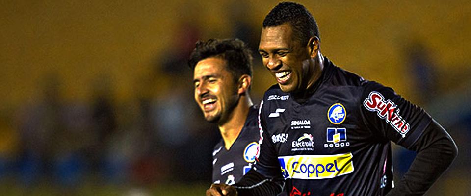 Dorados se colocó en la cuarta posición de la liga con 6 unidades