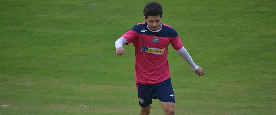 Guillermo Rojas participó los 90 minutos el día de ayer en la Copa