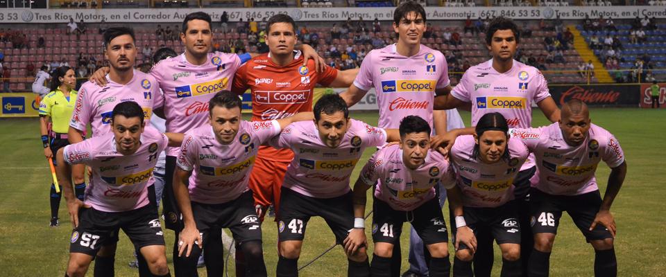 El próximo encuentro para Sinaloa será en calidad de visitante ante CF Mérida