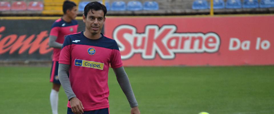 Pinto ha disputado todos los minutos del Clausura 2015 - Ascenso MX