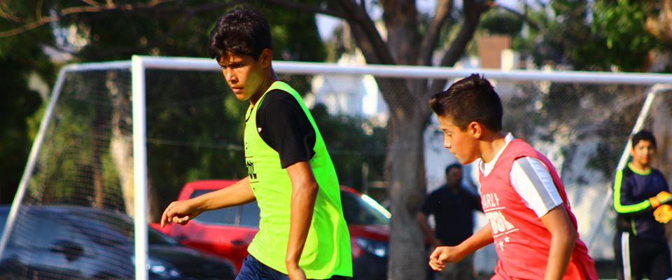 Marco Marroquín y Carlos Pinto encabezaron las visorías