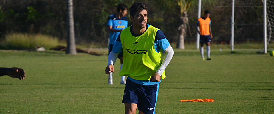 Rodrigo Prieto suma 4 goles a lo largo del Torneo Clausura 2015