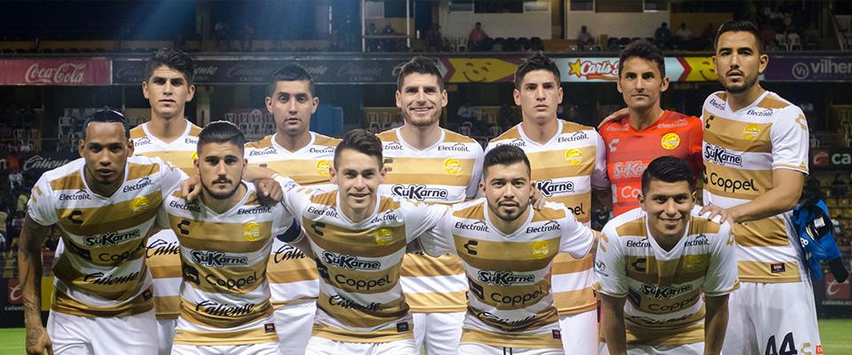 El gol Dorado lo hizo Amando Moreno