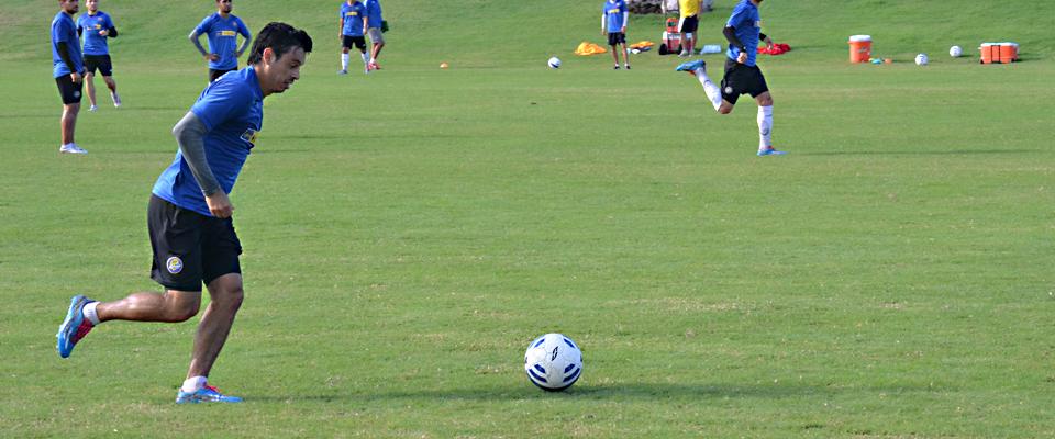 Carlos Pinto suma todos los minutos jugados del Clausura 2015