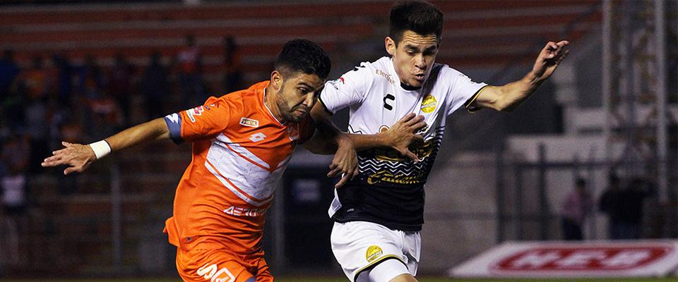 En la última visita, Dorados ganó 0-1 con gol de Castro
