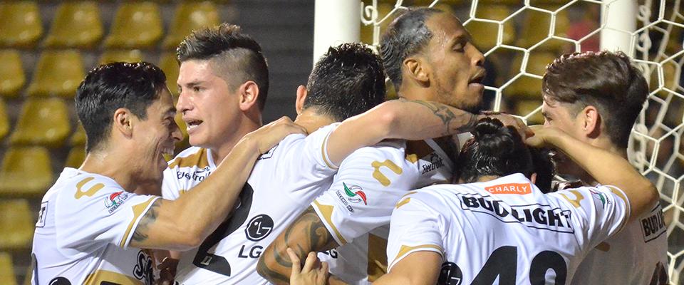 Gustavo Ramírez marcó doblete en el encuentro