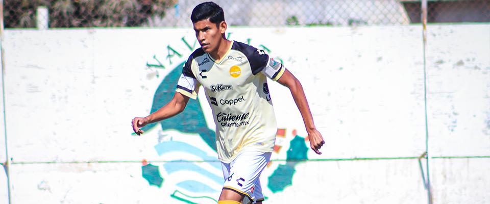 Mirsha Herrera y Jorge Zazueta anotaron los goles Dorados