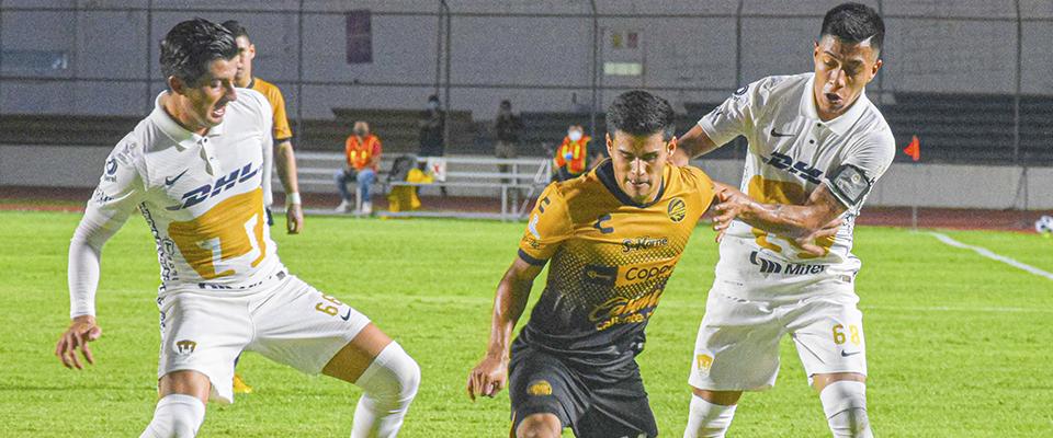 La próxima jornada, Dorados recibirá a Cancún FC