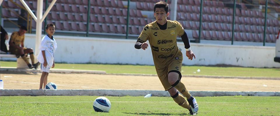Aarón Sicairos es el Capitán de Liga Premier