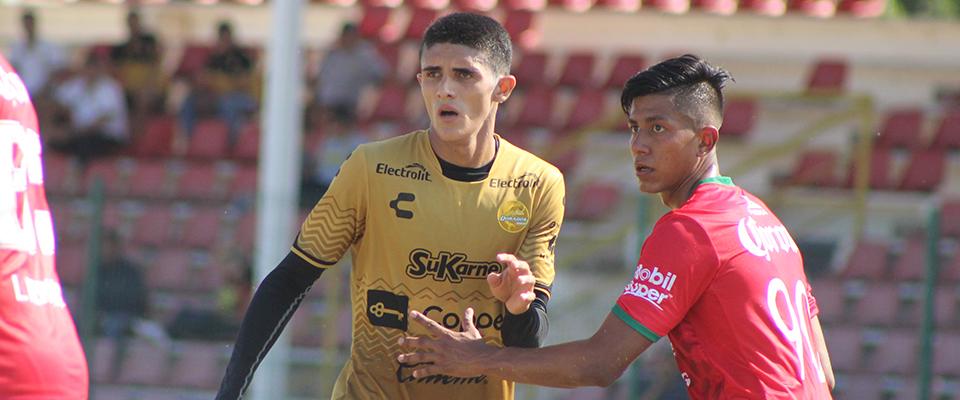 La próxima jornada Dorados visitará a Celaya FC