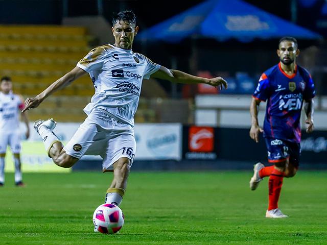 Dorados igualó 0-0 ante Tepatitlán FC