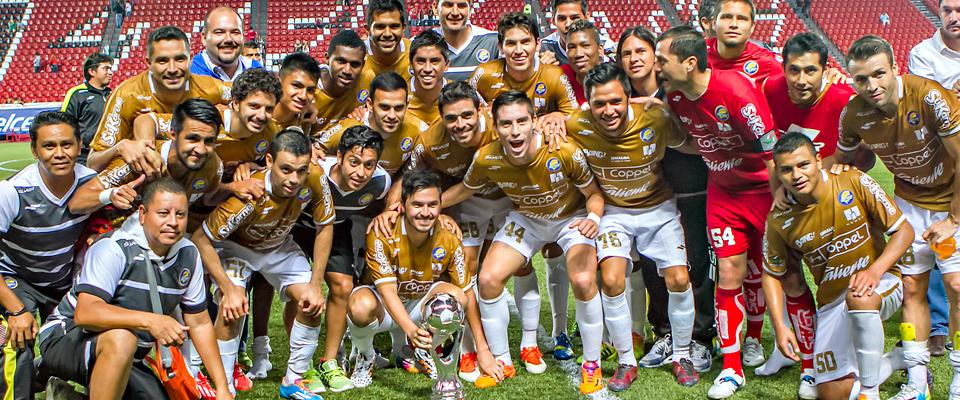 José Ayoví es una de las incorporaciones que tiene Dorados para el Apertura 2014