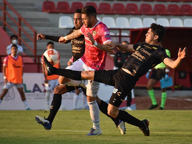 La próxima jornada Dorados recibe a TM Futbol Club