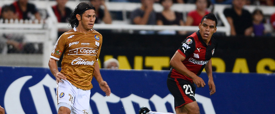Jesús Gómez ya marcó su primer gol como dorado ante Atlas FC (Foto: Mexsport)
