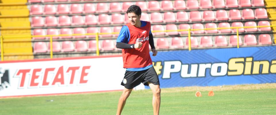 Para Rojas, Dorados lucirá competitivo en el próximo Torneo Clausura 2015