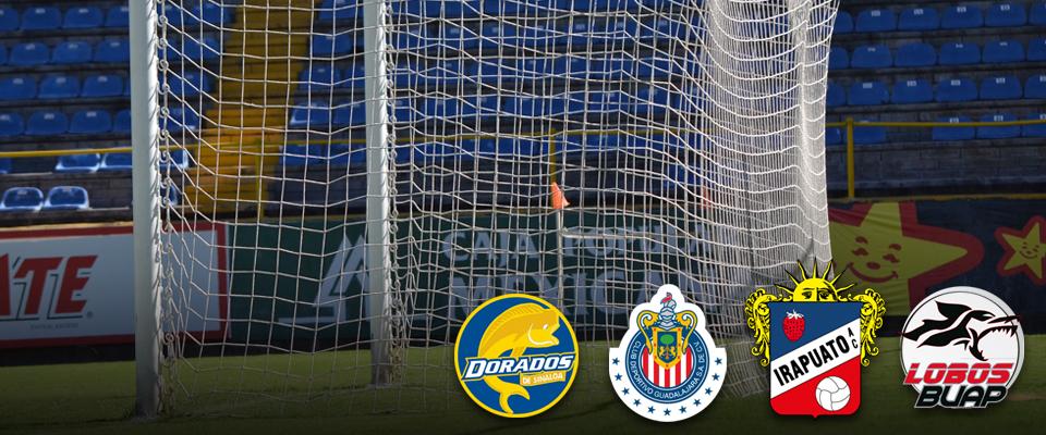 Dorados de Sinaloa ha participado en todas la ediciones de Copa MX tras volver en el 2012