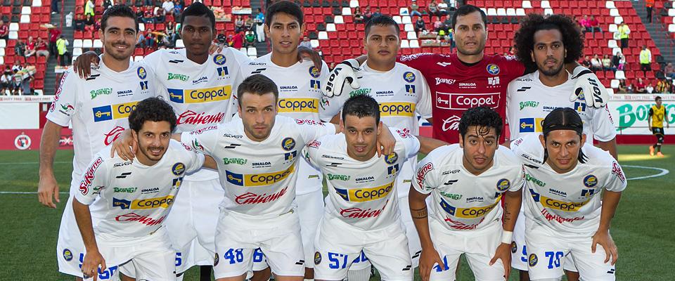 El equipo de Sinaloa derrota 3-1 a U de G y avanza a la final de la Copa Tijuana
