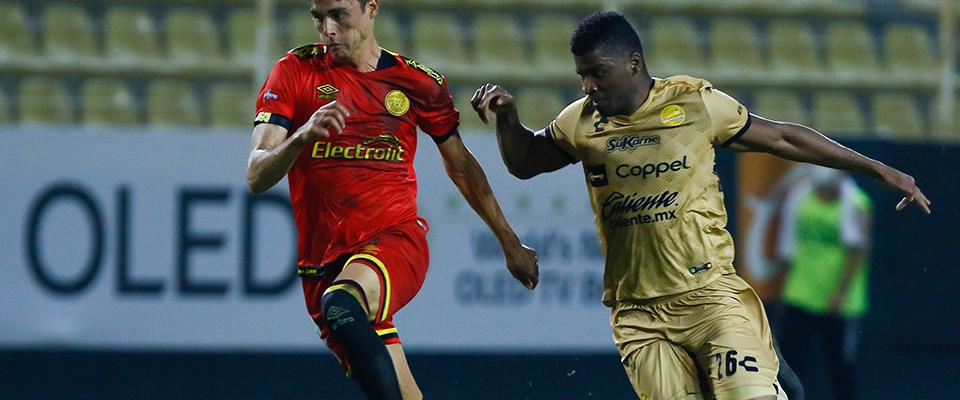 Raúl Zúñiga acumula 6 anotaciones en el presente torneo